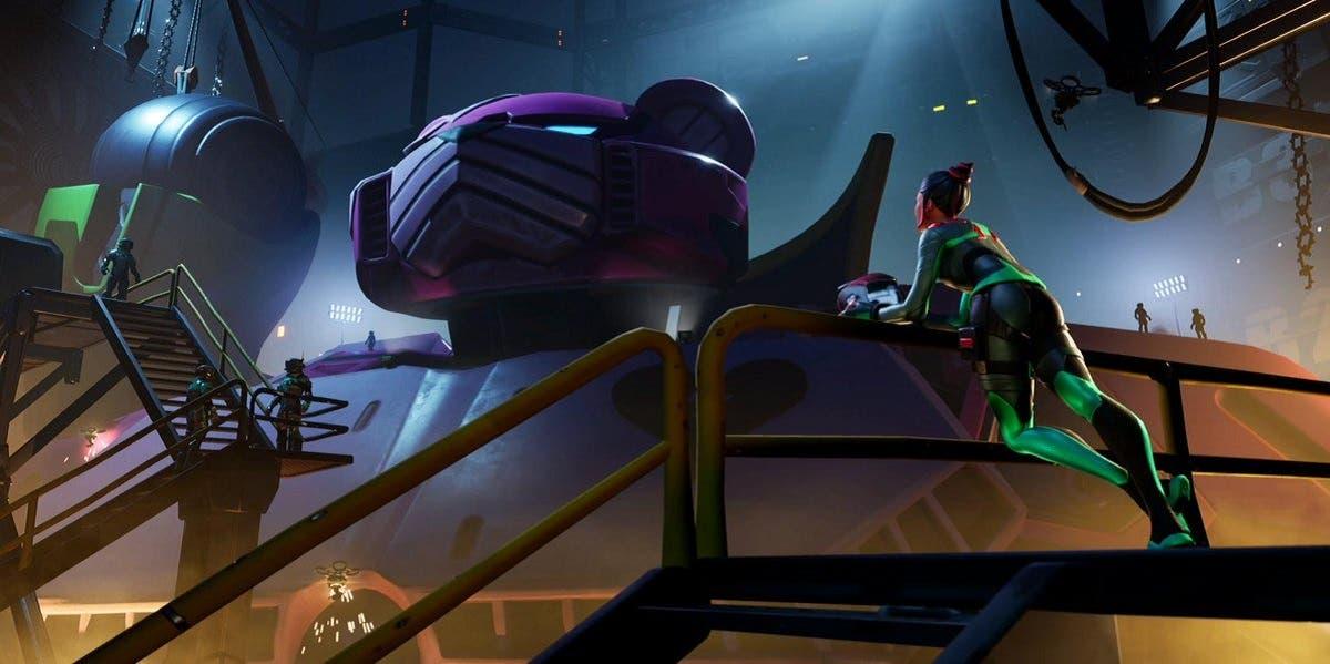 Imagen de Horario y dónde ver el evento del monstruo y el robot de Fortnite