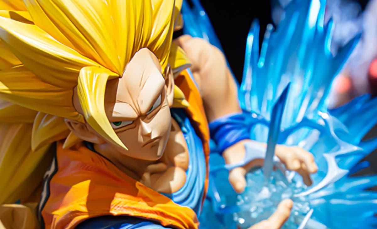 Imagen de Prime 1 reclama la atención de los fans de Dragon Ball poniendo precio a la figura de Goku