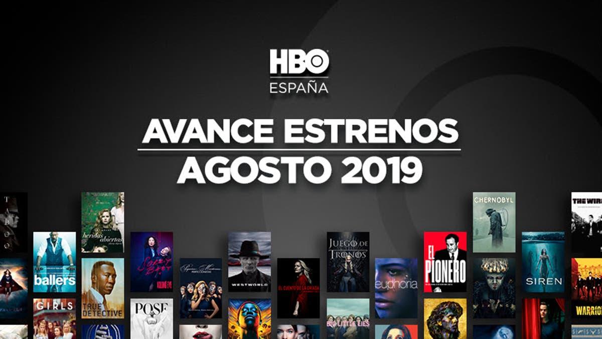 Imagen de Estas son todas las series y películas que llegan a HBO España en agosto