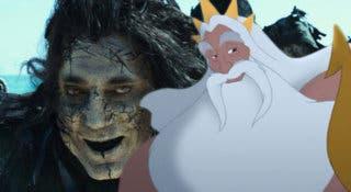 Javier Bardem podría interpretar a Tritón en La Sirenita