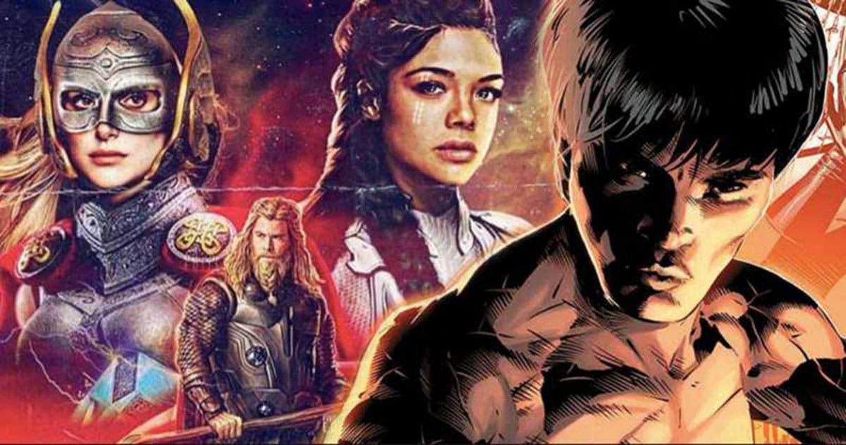 Imagen de Marvel pone fecha de rodaje a Thor 4 y Shang-Chi