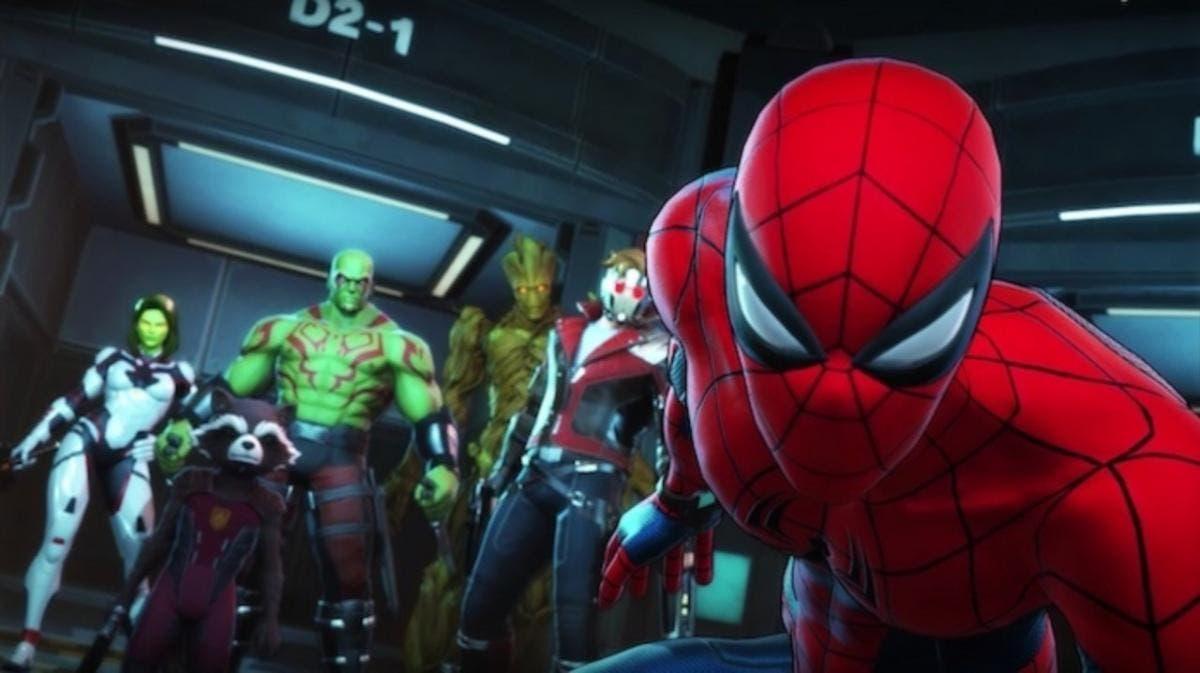 Imagen de Marvel Ultimate Alliance 3: The Black Order se actualiza y recibe su tercer DLC