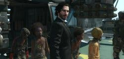 Un mod de Metal Gear Solid V nos permite jugar como el Keanu Reeves de Cyberpunk 2077