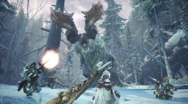 Imagen de Monster Hunter World: Iceborne recibe nuevos monstruos con su última actualización