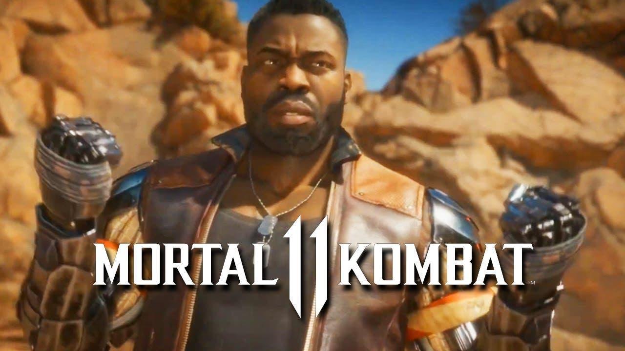 Imagen de Jax de Mortal Kombat 11 recibe un Brutality proveniente de Mortal Kombat 3