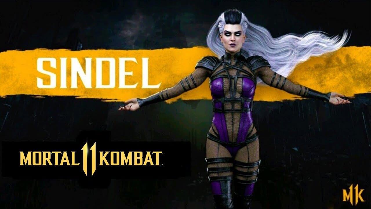 NetherRealm enseña el diseño de Sindel, el próximo personaje de ...