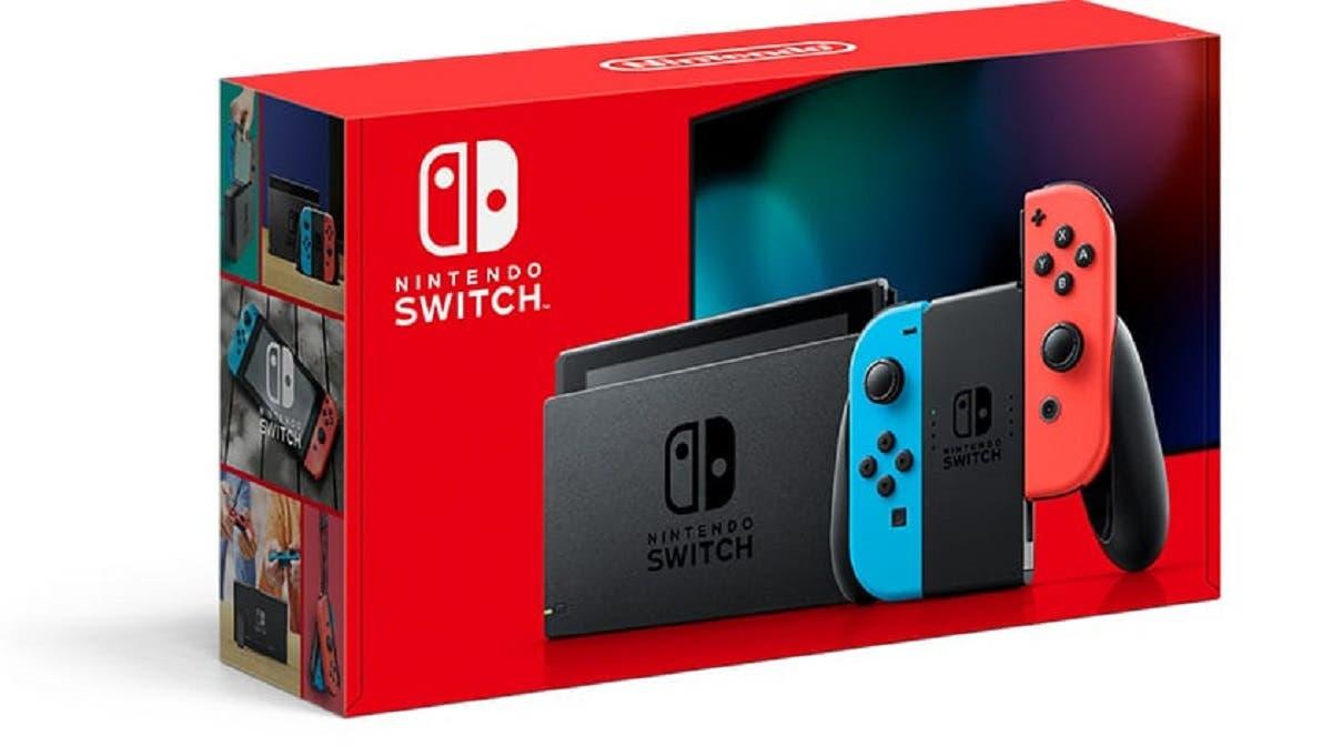 Imagen de Anunciado un nuevo modelo de Nintendo Switch con una batería mejorada