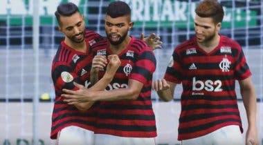 Imagen de Konami se hace con nuevas licencias del futbol brasileño para eFootball PES 2020