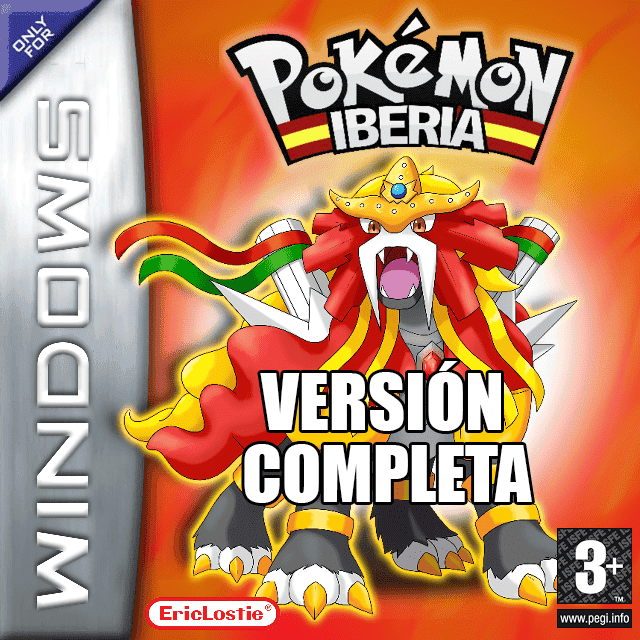 Pokemon Iberia