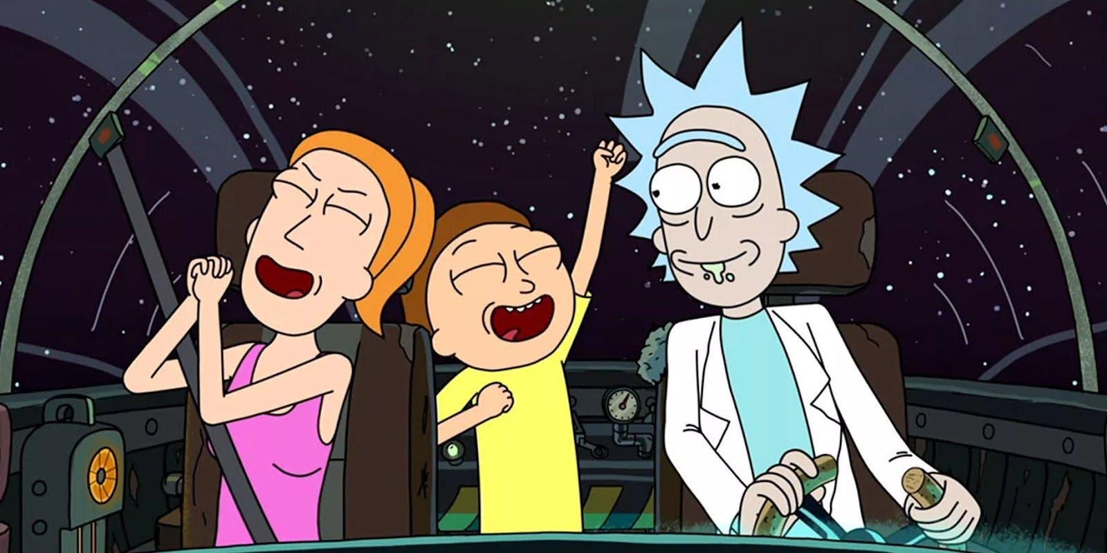 Imagen de Rick y Morty: Confirmada la fecha de estreno en España de la cuarta temporada