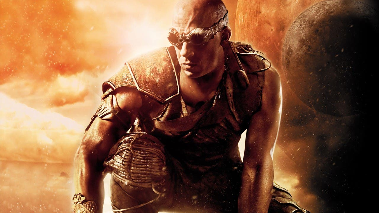 Imagen de Vin Diesel confirma que el guion de Riddick 4: Furya está listo