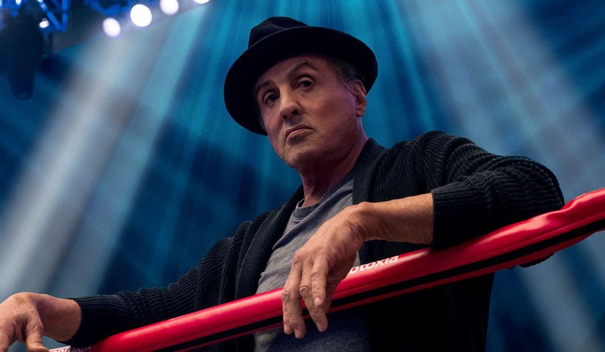 Imagen de Sylvester Stallone trabaja en Rocky VII, y una posible serie precuela