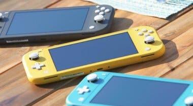 """Imagen de Nintendo desvela las ventas de Switch Lite; apunta a """"gran éxito a la larga"""""""