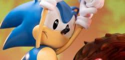 Sonic y Tails se convierten en los protagonistas de la nueva figura de First 4 Figures