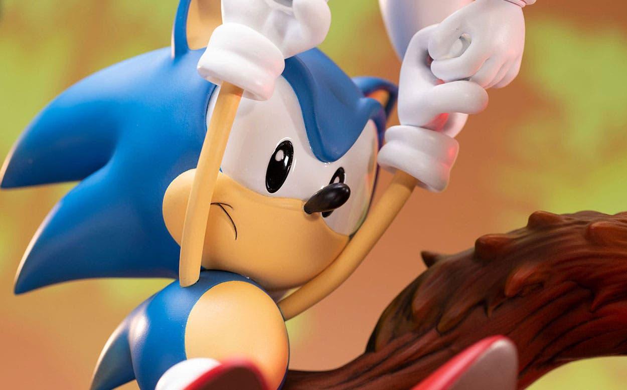 Imagen de Sonic y Tails se convierten en los protagonistas de la nueva figura de First 4 Figures