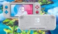 Nintendo Switch Lite contará con una espectacular edición de Pokémon Espada y Escudo
