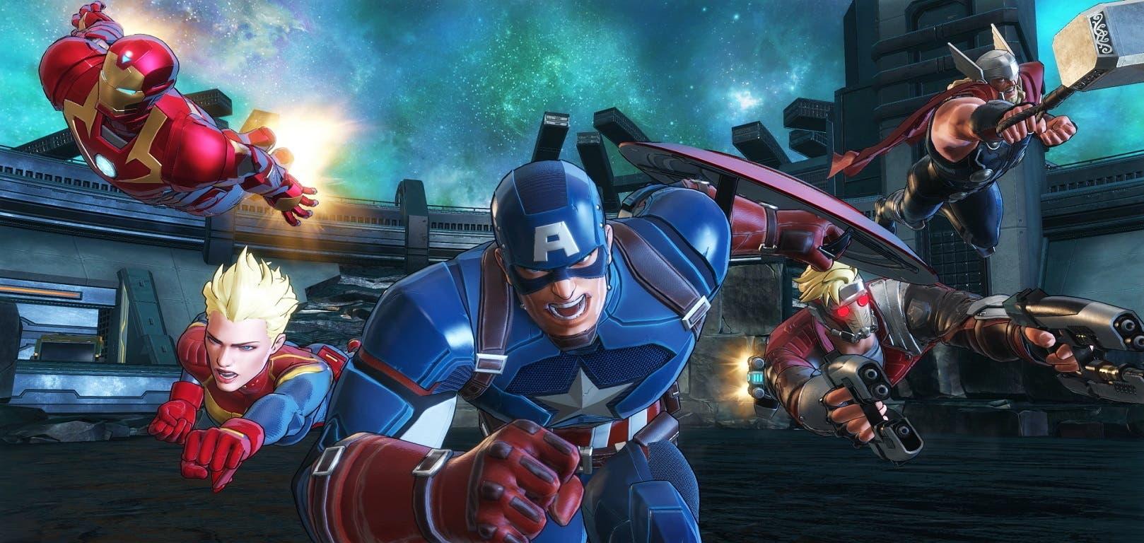 Imagen de El primer DLC de Marvel Ultimate Alliance 3 llegará en septiembre