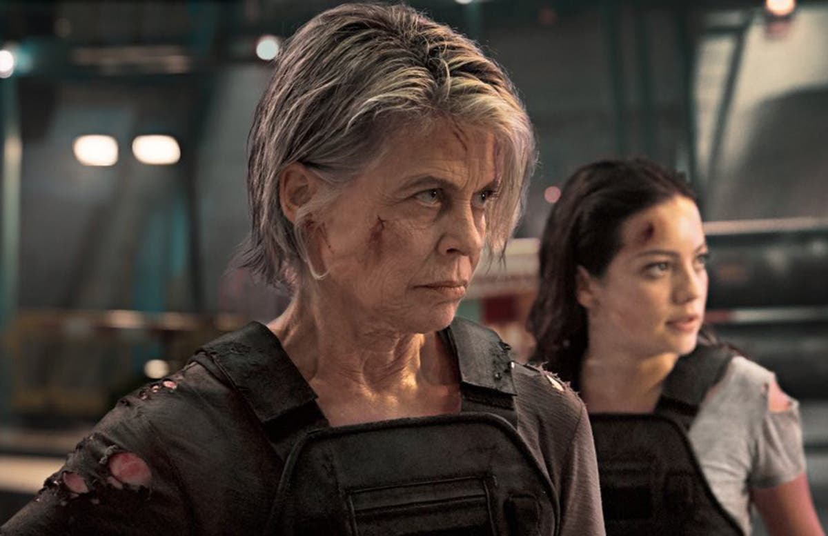 Imagen de Terminator: Destino Oscuro naufraga en taquilla