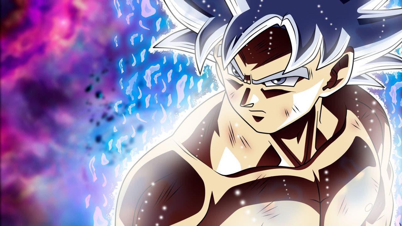Imagen de Así sería Goku Ultra Instinto Incompleto con el estilo de Dragon Ball Super: Broly