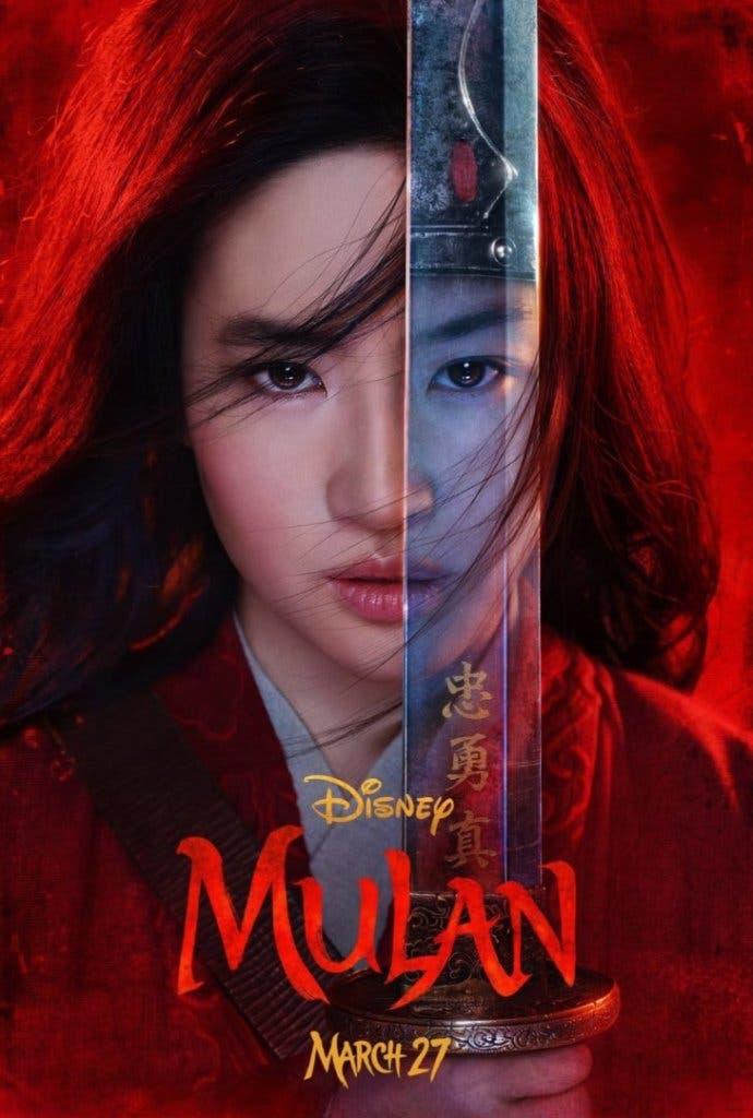 Imagen de Disney estrena el primer tráiler del live-action de Mulán