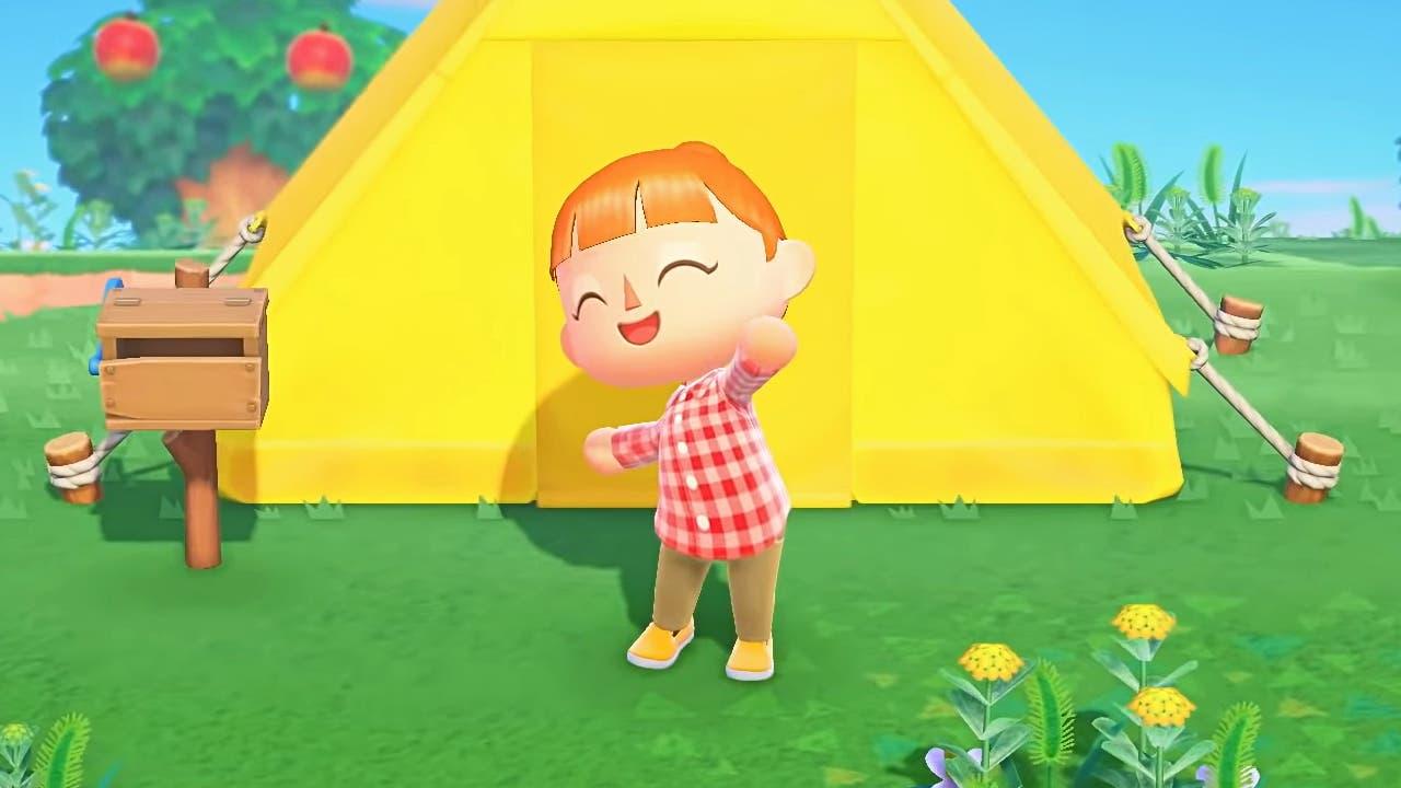 Imagen de La petición que debes firmar si quieres guardado en la nube en Animal Crossing: New Horizons