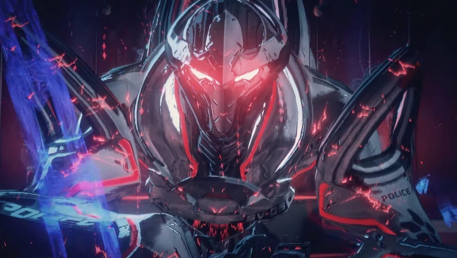 Imagen de Astral Chain muestra combate, personalización y más en un extenso tráiler