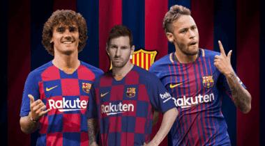 Imagen de Así podría ser el once del F.C. Barcelona en FIFA 20 Ultimate Team