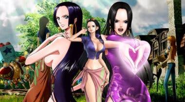 Imagen de Boa Hancock y Salome de One Piece se lucen en una nueva y sensual figura