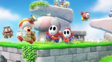 Imagen de Captain Toad: Treasure Tracker ya se puede jugar con Nintendo Labo VR