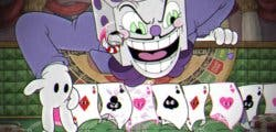 cuphead king dice