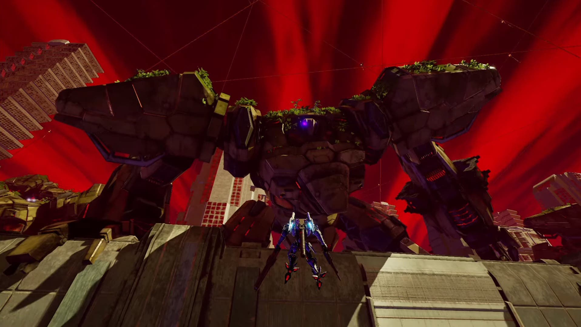 Imagen de Daemon X Machina luce armas, cooperativo, personalización y más en un completo tráiler