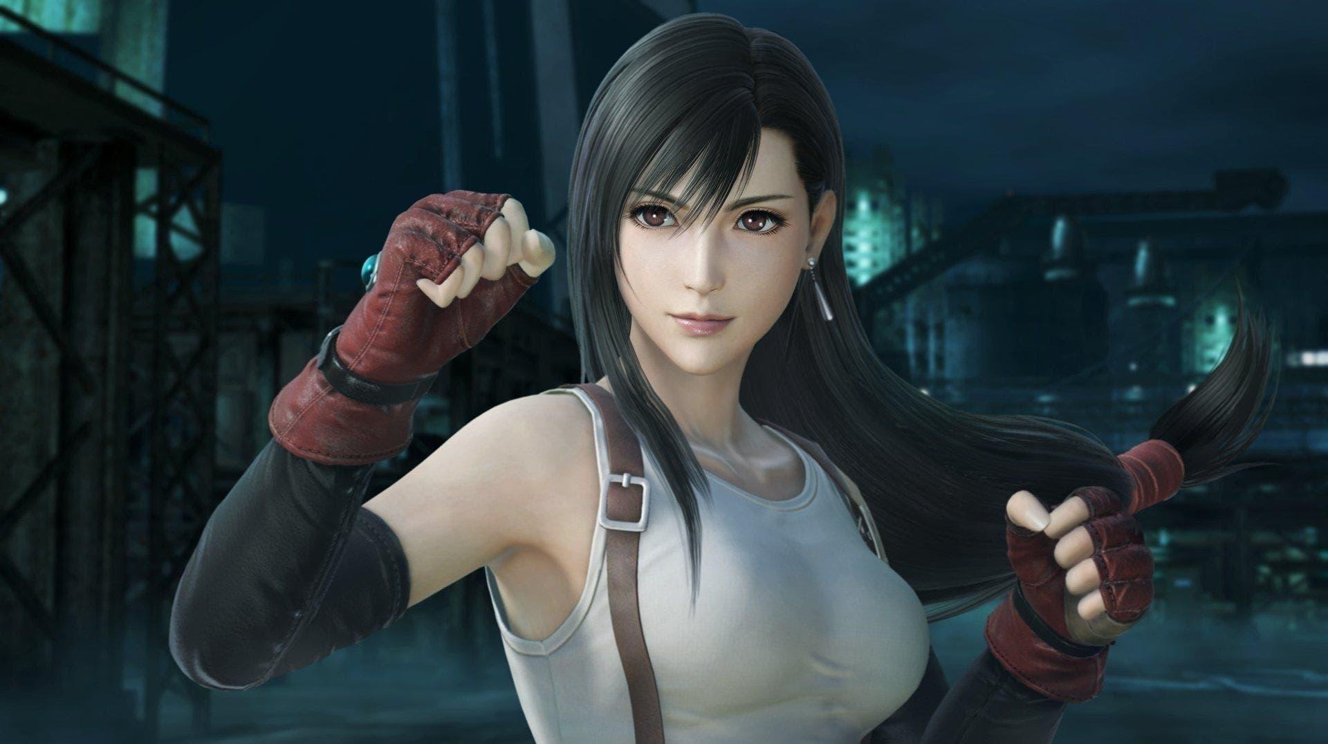 Imagen de Tifa protagoniza un nuevo clip de vídeo de Final Fantasy VII Remake