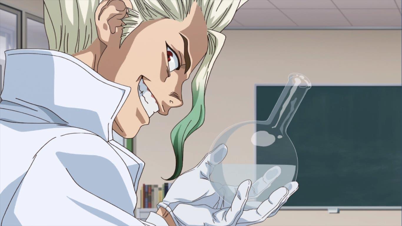 Imagen de Crítica de Dr. Stone 1x01: Fantasía contra ciencia