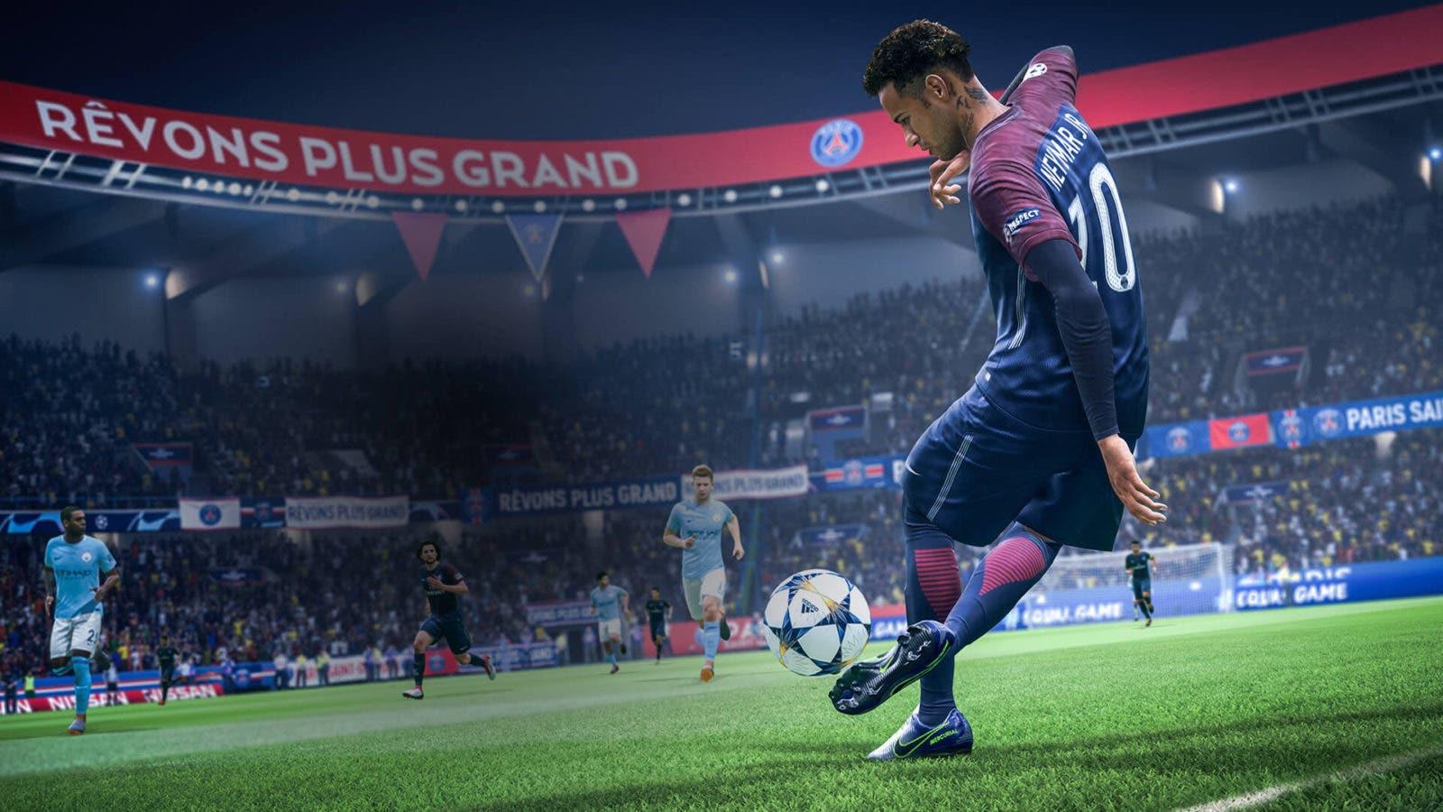 Imagen de FIFA 20 baja en ventas en Reino Unido en PlayStation 4, pero sube en Nintendo Switch y Xbox One