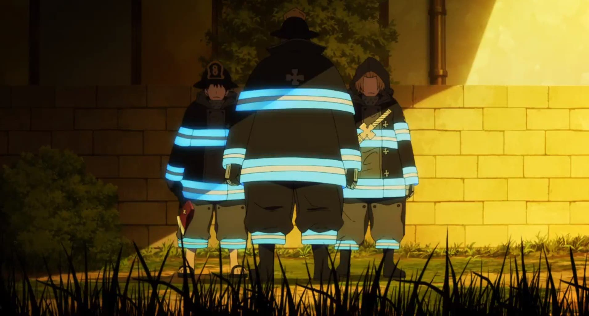 Imagen de Crítica de Fire Force 1x02: La otra cara del héroe