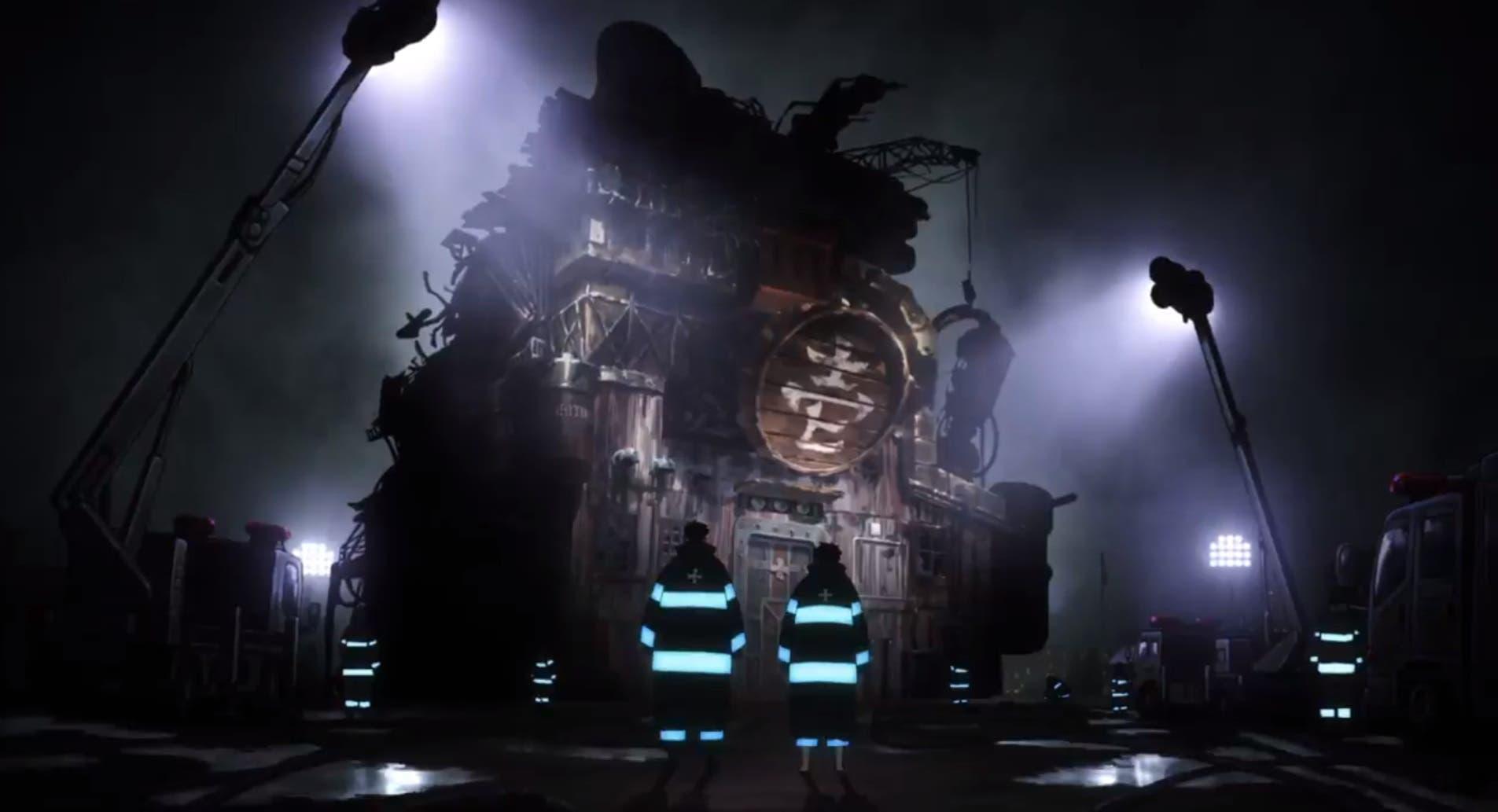 Imagen de Horario y dónde ver online el episodio 1×04 de Fire Force
