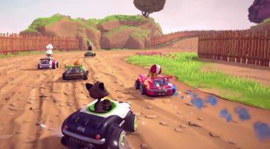 Imagen de Garfield se suma a la conducción con Garfield Kart: Furious Racing