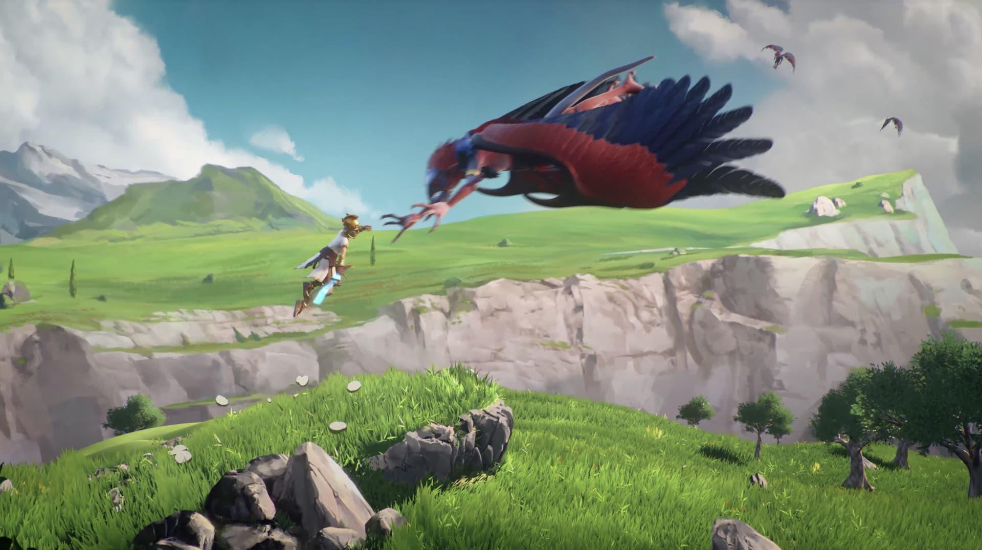 Imagen de Una importante tienda lista Gods & Monsters para PS5 y Xbox Series X