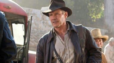 Imagen de Indiana Jones 5 continúa preparando el guion y Harrison Ford tiene decidido protagonizarla