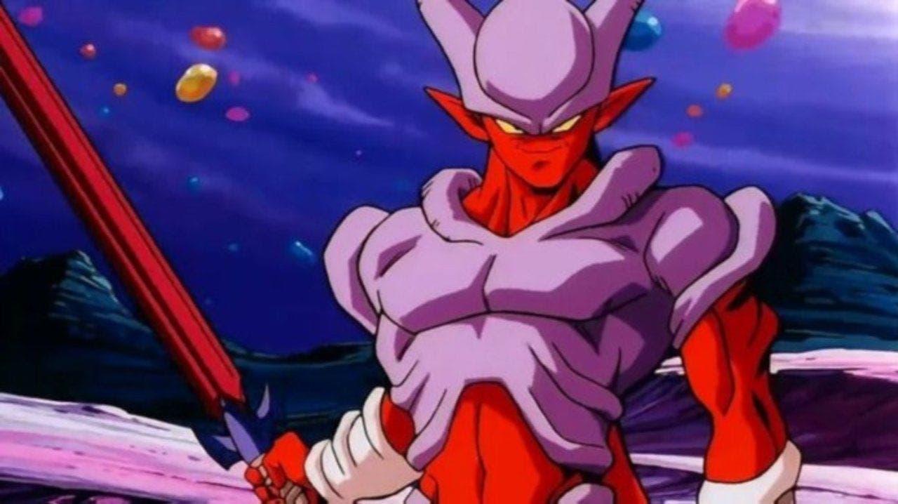 Imagen de Nintendo UK confirma la filtración de Janemba en Dragon Ball FighterZ