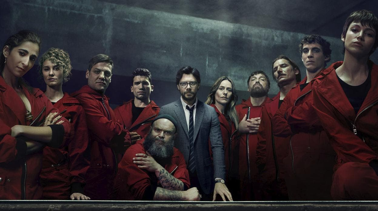 Imagen de La Casa de Papel se confirma como un pilar para Netflix con sus espectaculares datos de audiencia