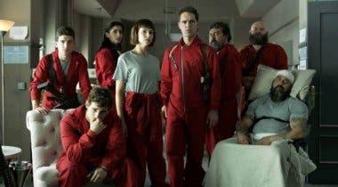 Imagen de La Casa de Papel podría tener quinta temporada según Lisboa