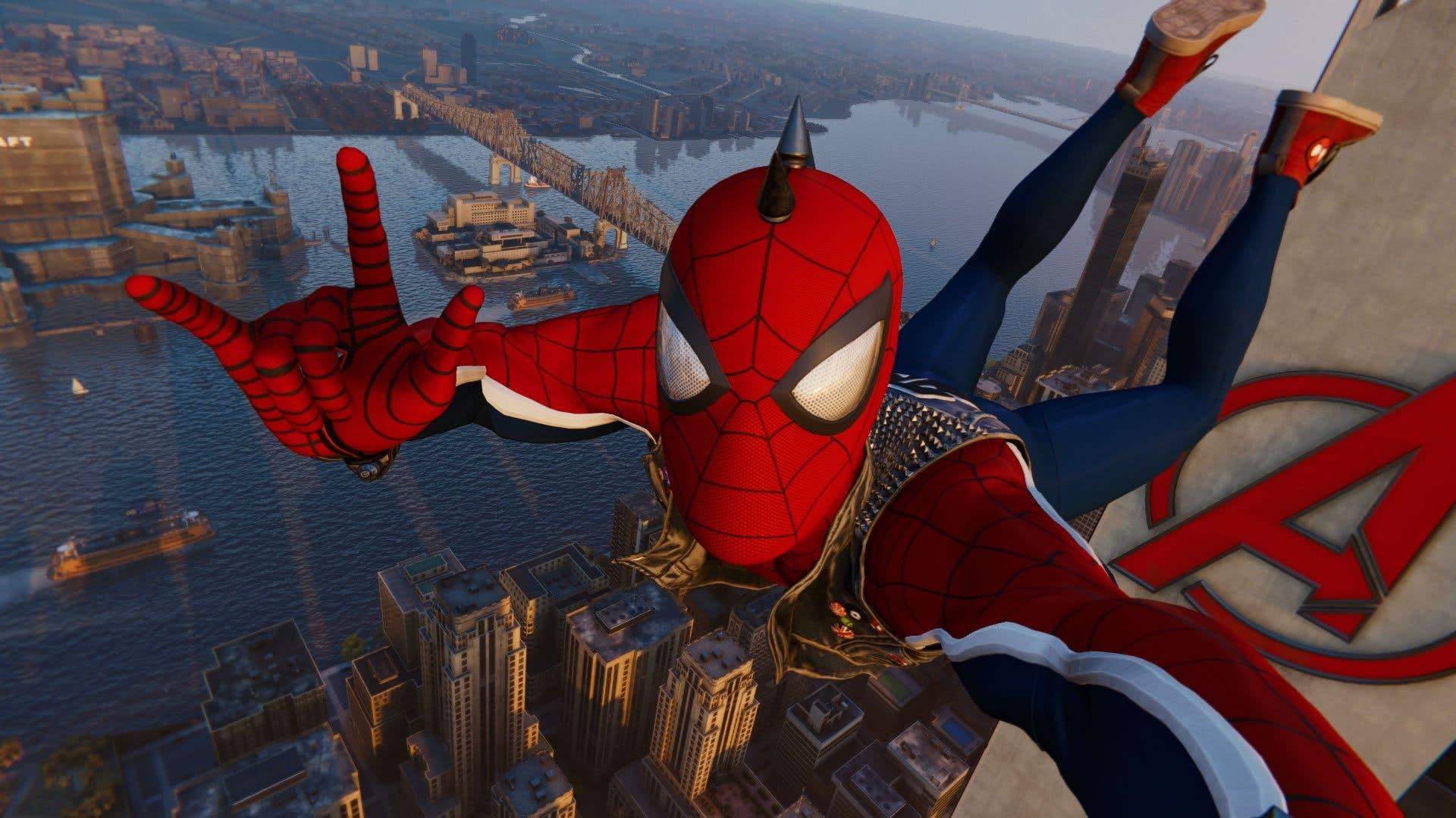 Imagen de Marvel's Spider-Man es el videojuego de superhéroes más vendido