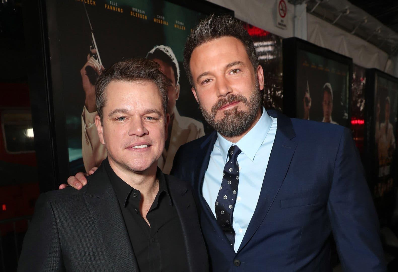 Imagen de Ridley Scott convence a Matt Damon y Ben Affleck para escribir y protagonizar The Last Duel