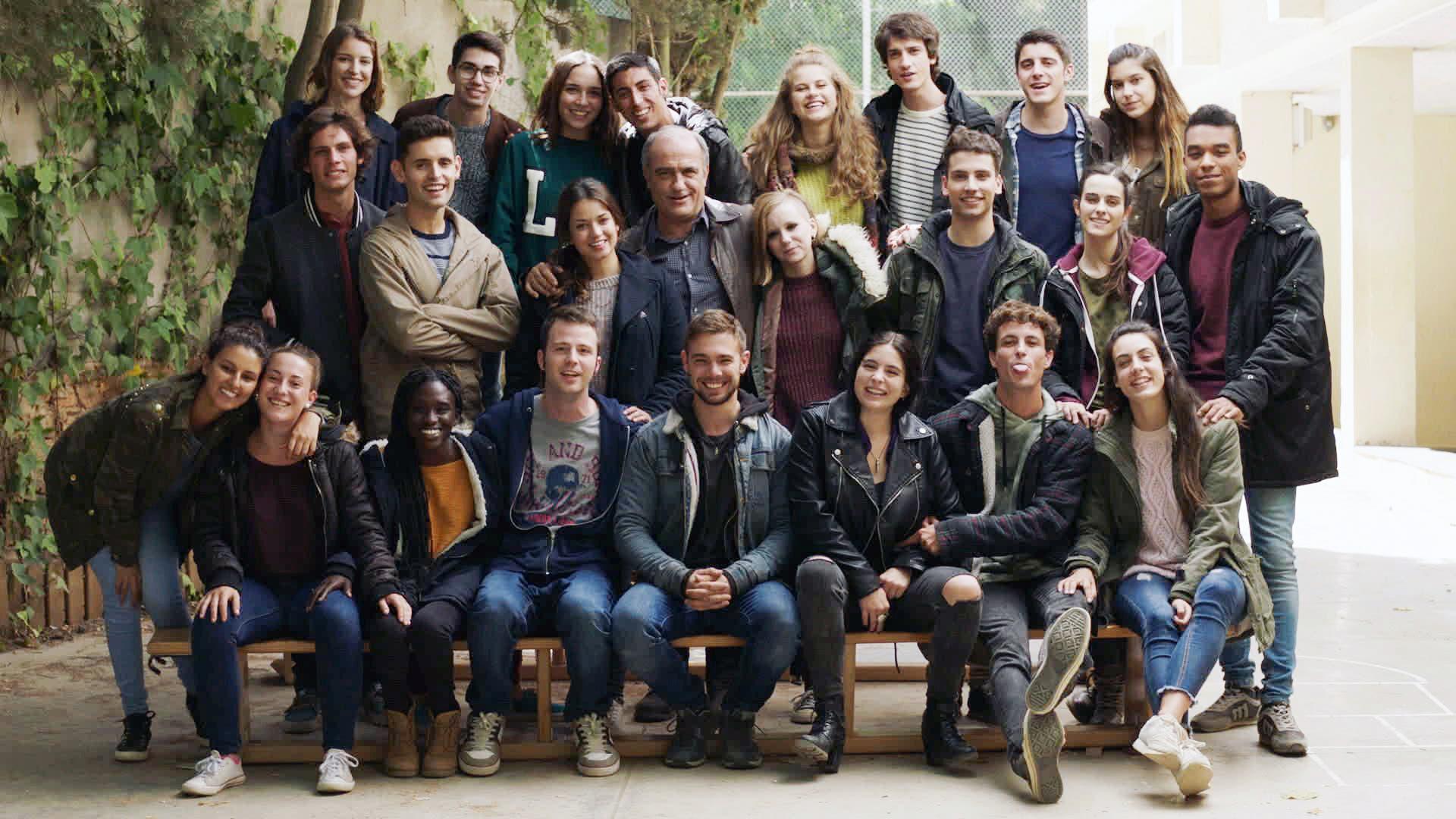 Imagen de HIT es la nueva serie juvenil de La 1, que se inspira en Merlí