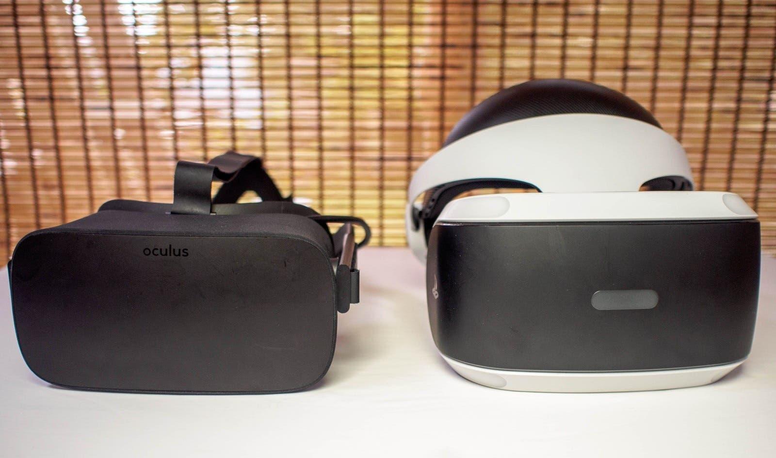 Imagen de Los responsables de Oculus quieren intercambiar exclusivos con PlayStation VR