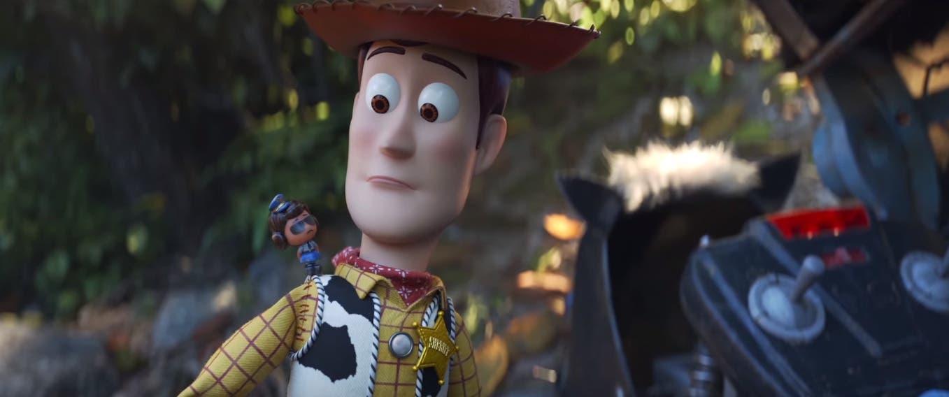 Imagen de Toy Story 4 presenta nuevo tráiler en español y con nuevas imágenes