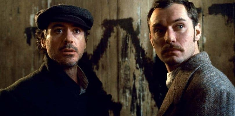 Dexter Fletcher dirigirá Sherlock Holmes 3, protagonizada por Robert Downey Jr. y Jude Law