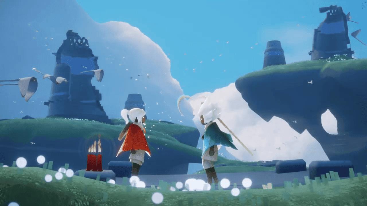 Imagen de Sky: Children of the Light ya está disponible para dispositivos iOS