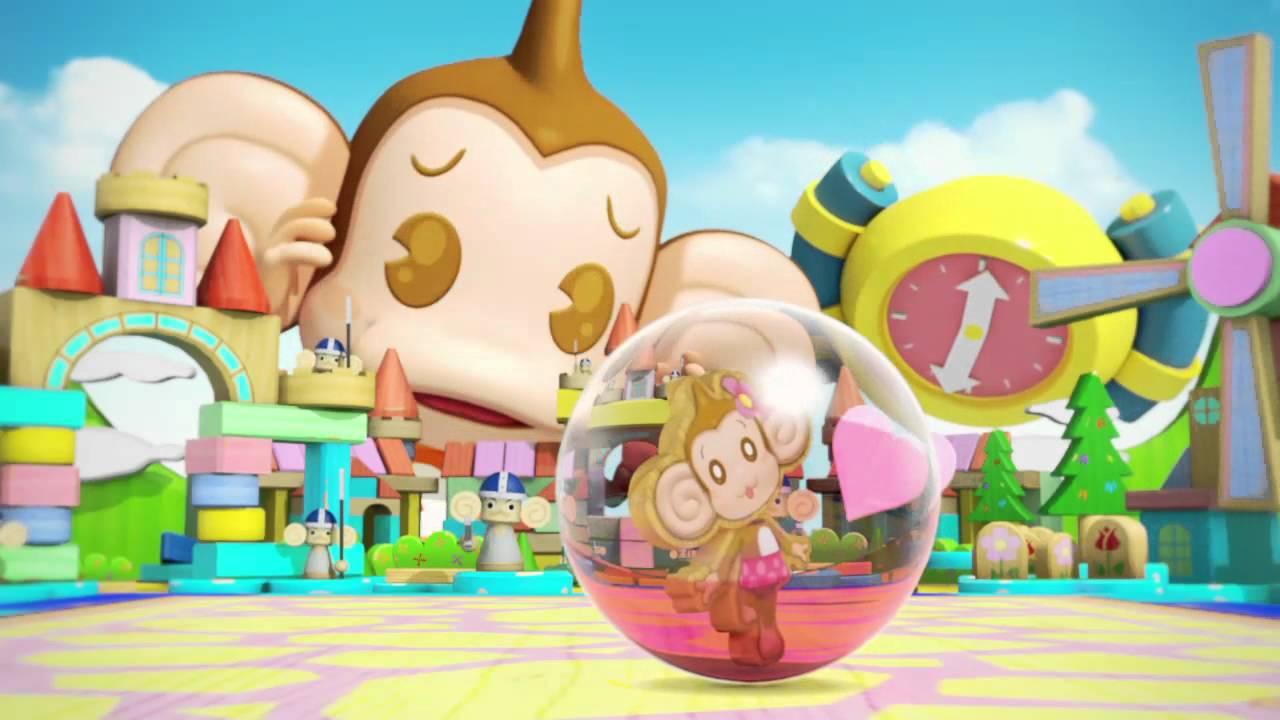 Imagen de Así es la carátula de Super Monkey Ball: Banana Blitz HD